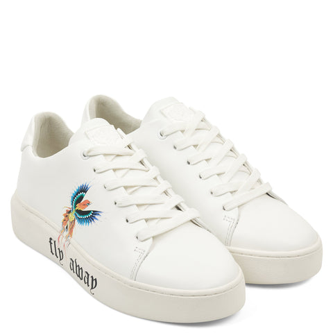 FLY AWAY LOW TOP - WHITE