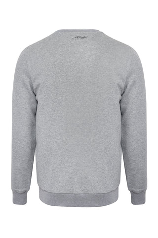 GOLD ROAR CREW SWEAT-GREY MARLE - Image 2