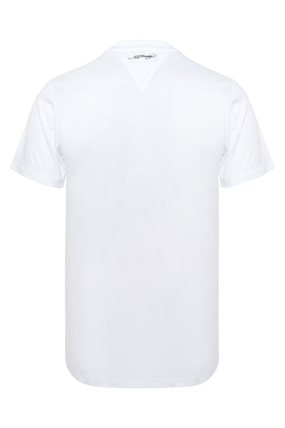 KILL LOVE T SHIRT-WHITE - Image 2