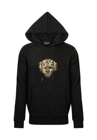 LOVE ED HOODY-BLACK