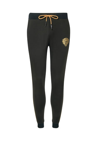 LOVE ED TRACK PANT-BLACK
