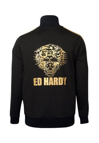 LOVE ED TRACK TOP-BLACK - Image 2