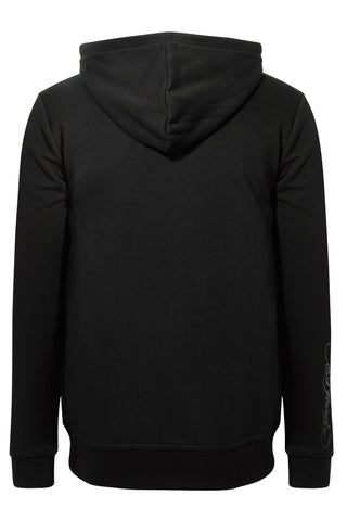 MATT TIGER HOODY-BLACK - Image 2