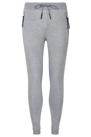MATT TIGER JOGGER-GREY MARLE