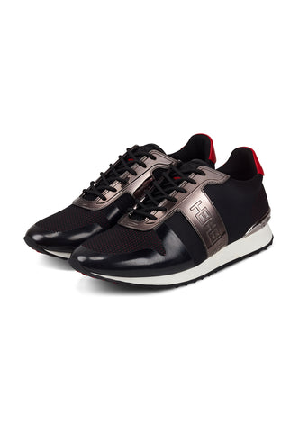 MONO RUNNER-METALLIC-BLACK/GUNMETAL