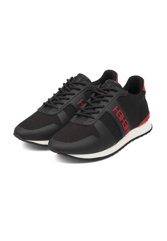 MONO RUNNER-MONO-BLACK/RED