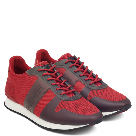MONO RUNNER-MONO-RED/BLACK