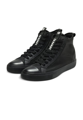 NAKED HIGH TOP-SMU BLACK