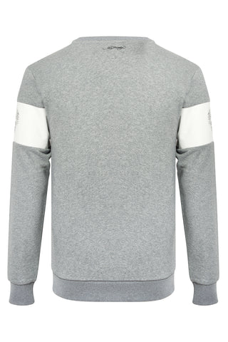 NYC ED CREW SWEAT-GREY MARLE - Image 2