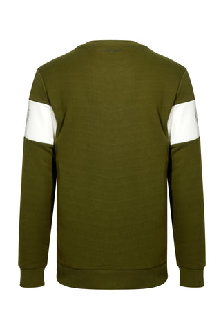 NYC ED CREW SWEAT-KHAKI - Image 2