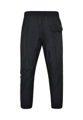 PANEL-PANT NYLON LINED PANT - BLACK/WHITE - Ed Hardy Official