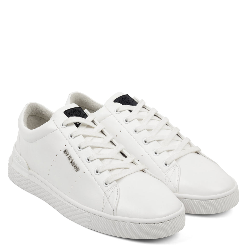 PURE LOW TOP-WHITE - Ed Hardy Official