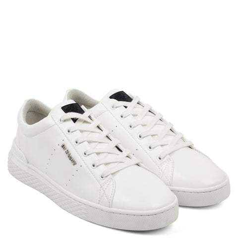PURE LOW TOP-WHITE