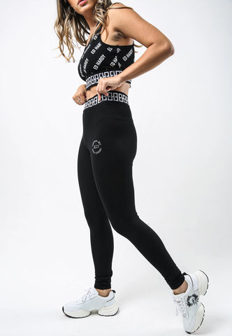 SAN-DIEGO LEGGING - BLACK