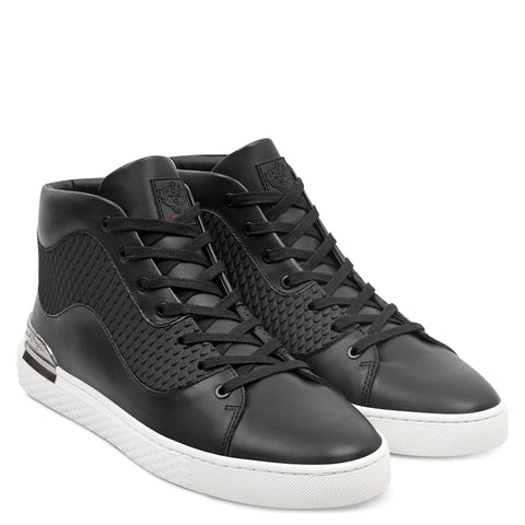SCALE HIGH TOP - BLACK