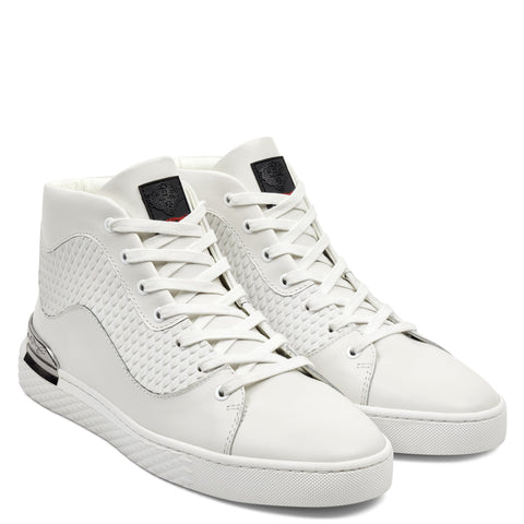 SCALE HIGH TOP - WHITE