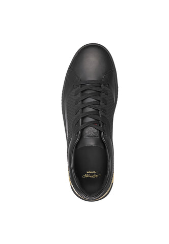 SCALE LOW TOP-BLACK/GOLD - Image 2