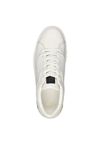 SCALE LOW TOP-WHITE/GOLD - Image 2