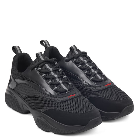 SCALE RUNNER-BLACK/BLACK