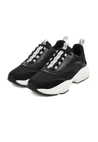 SCALE RUNNER-BLACK/WHITE