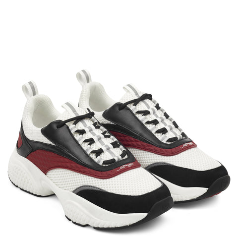 SCALE RUNNER - BLACK/WHITE/RED