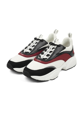 SCALE RUNNER-BLACK/WHITE/RED