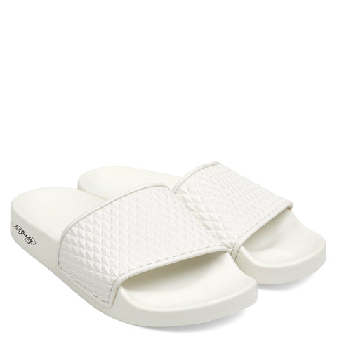 SCALE SLIDER-MEN'S-WHITE