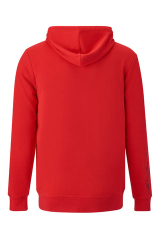 TIGER-LIGHTNING HOODY - RED - Image 2