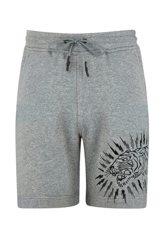 TIGER LIGHTNING SHORT - GREY
