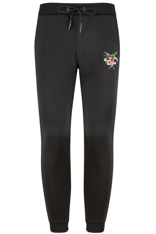 TILL-DEATH JOGGER (WOMENS) - BLACK