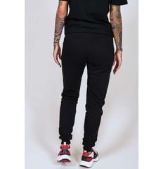 TOKYO-ED JOGGER (WOMENS) - BLACK - Ed Hardy Official