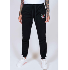 TILL-DEATH JOGGER (WOMENS) - BLACK - Ed Hardy Official