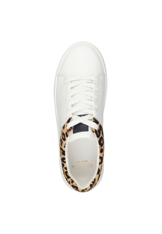 WILD LOW TOP-WHITE/LEOPARD - Image 2