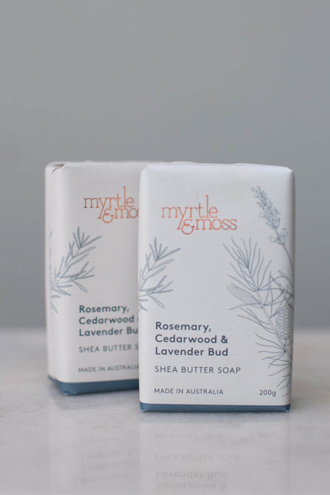 Soap - Myrtle and Moss