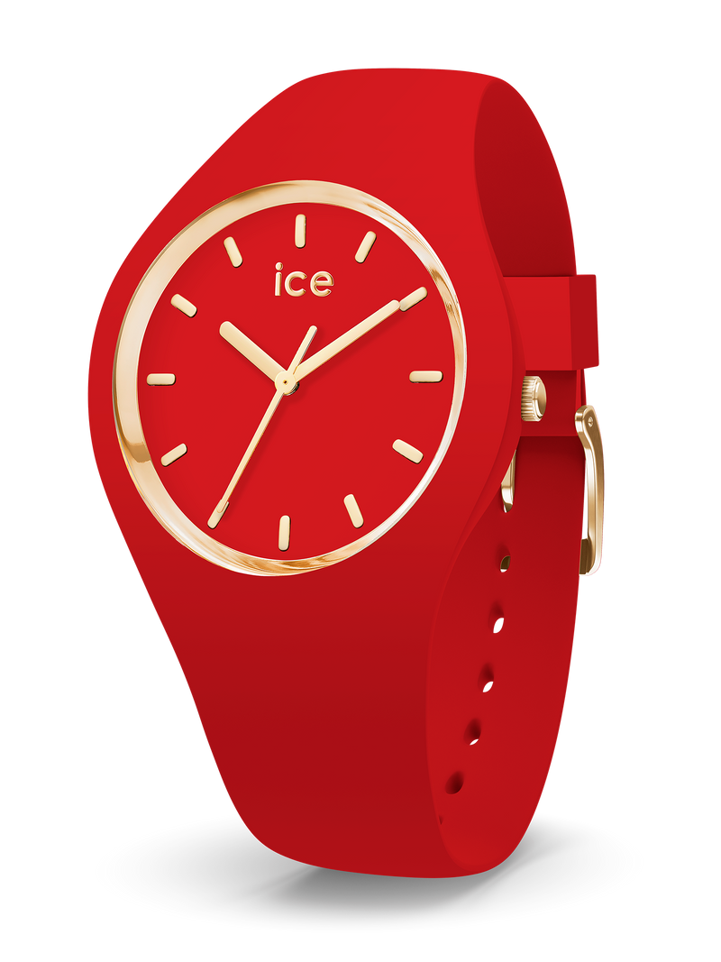 ICE WATCH Glam Colour Red Small 3H