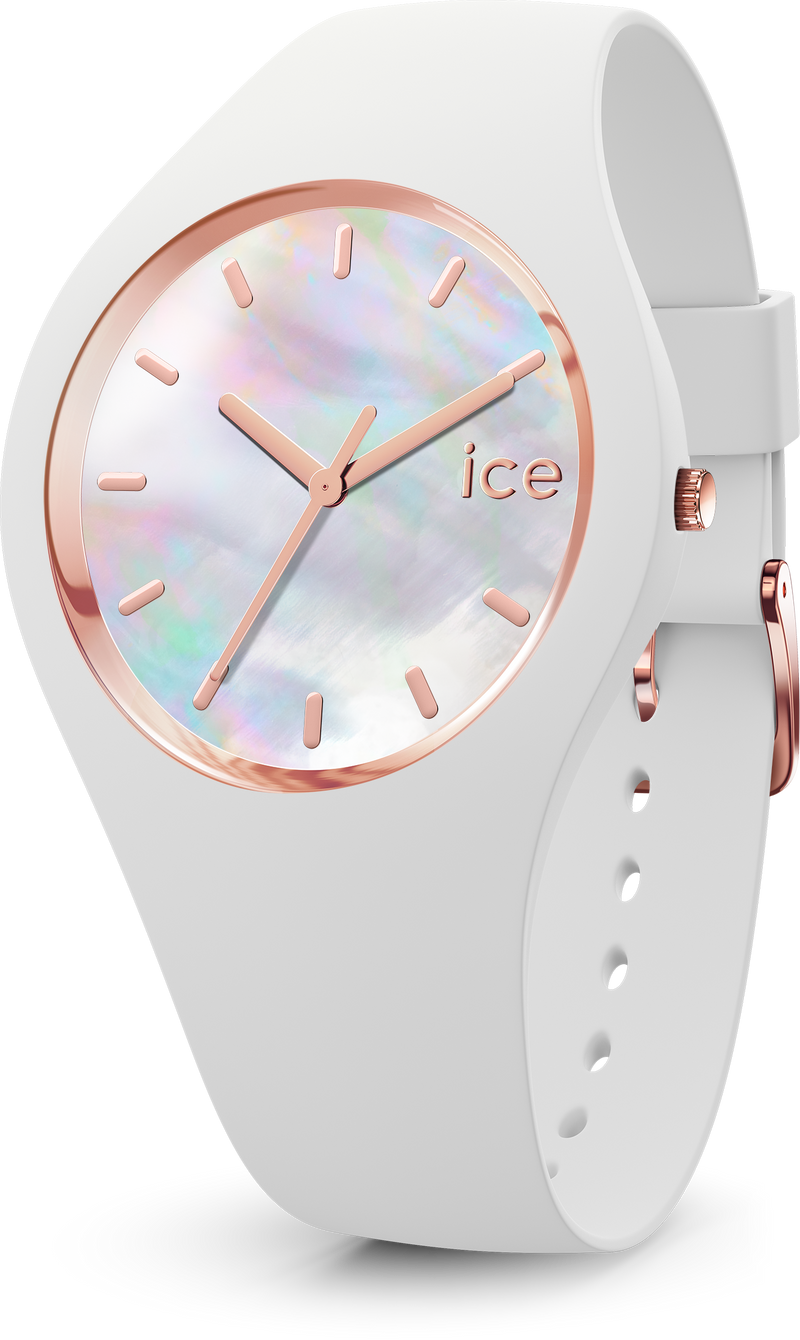 ICE WATCH Pearl White Small