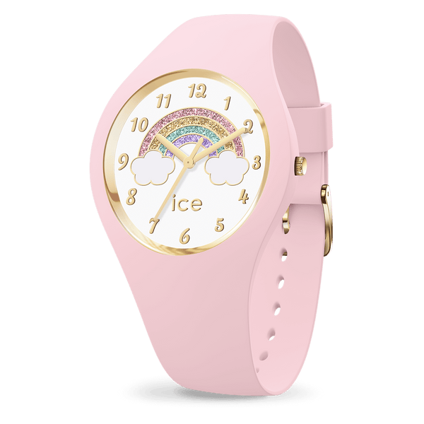 ICE WATCH Fantasia Rainbow Pink Small 3H