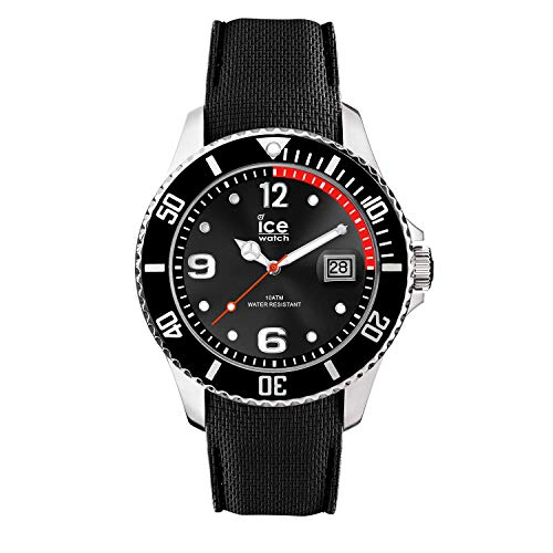 ICE WATCH ICE Black Steel Mens Watch