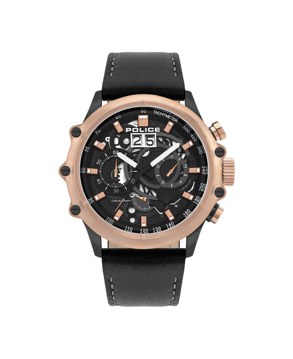 Police Luang Mens Watch PL.16018JSBR/02