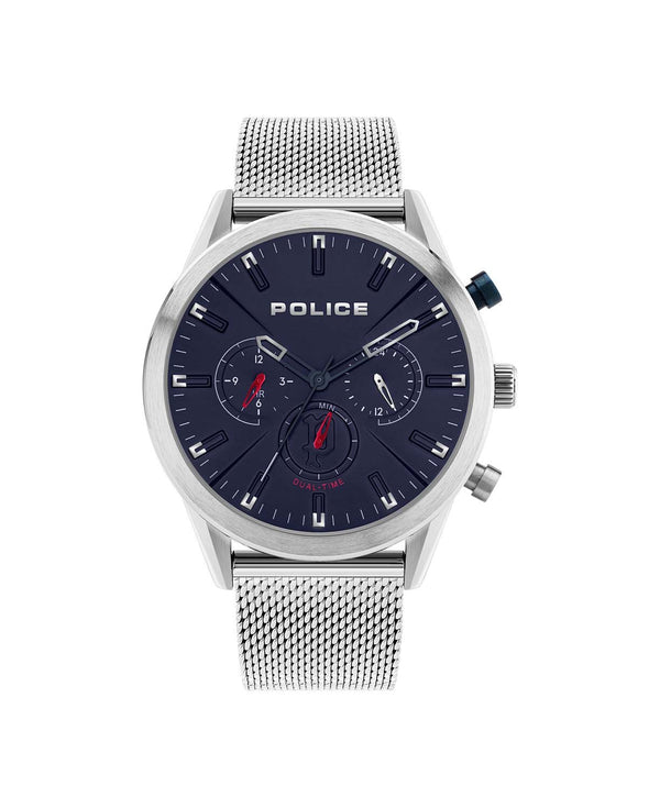 Police Silfra Mens Watch PL.16021JS/03MM