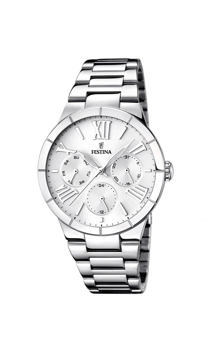 Festina Boyfriend Silver Watch