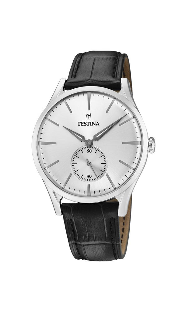 Festina Classic Leather Watch
