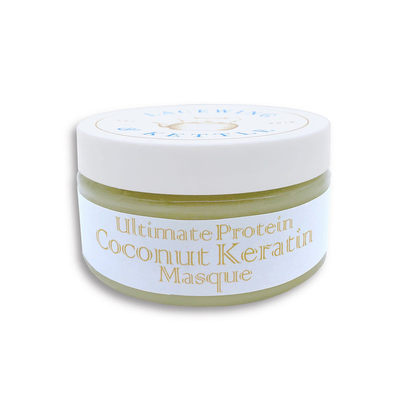 Ultimate Protein Coconut Keratin Masque