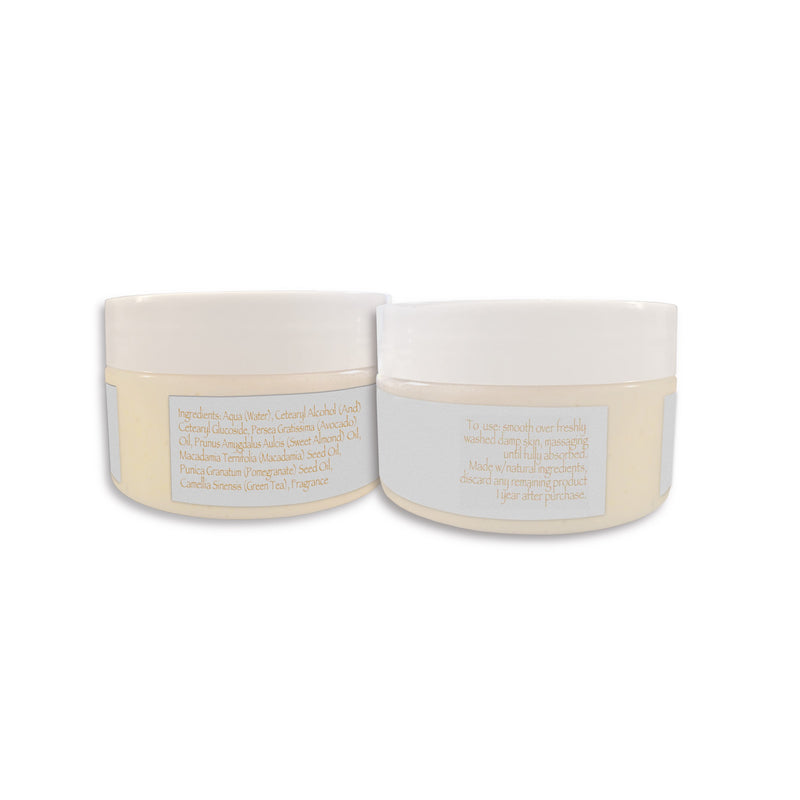 High Protectivity Thick Body Butter Set