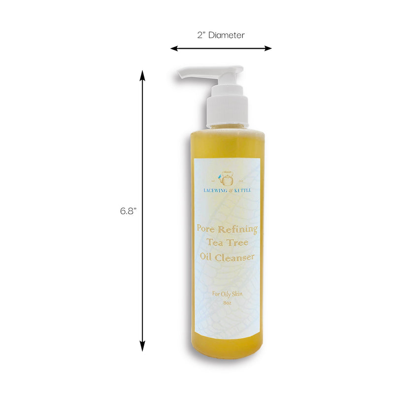 Pore Refining Tea Tree Oil Cleanser