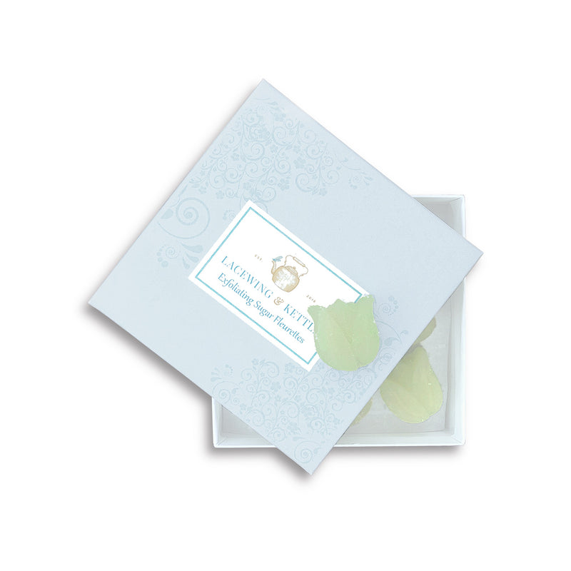 Lily of the Valley Exfoliating Sugar Fleurettes