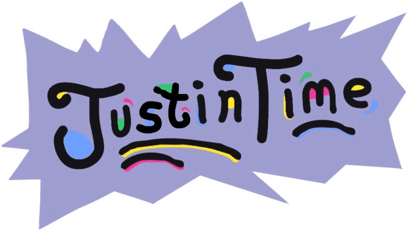 JustinTime Logo | Houston, TX | Black Owned Business