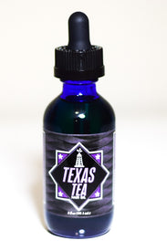 Texas Tea Hair & Beard Oil with Essential Oils - 2 oz