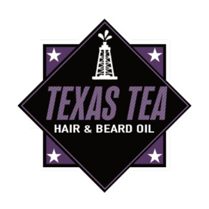 Texas Tea Hair & Beard Oil with Essential Oils - 1 oz