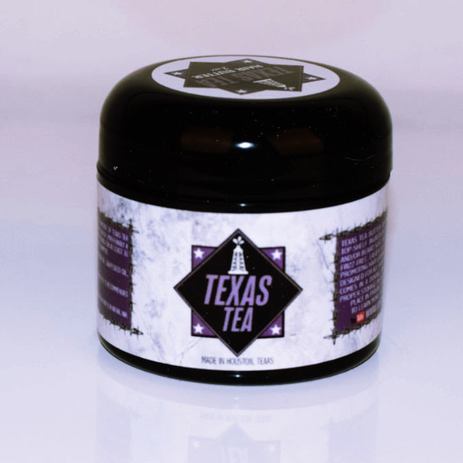 Texas Tea Hair & Beard Butter with Essential Oils
